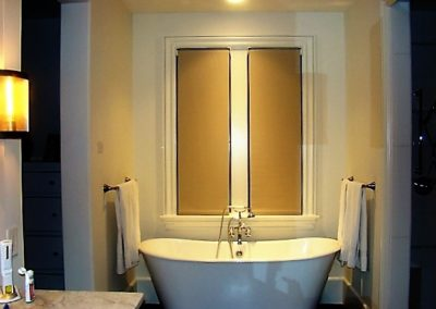 master bathroom tube windows
