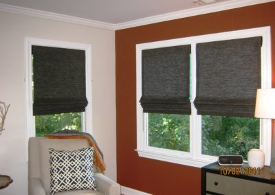 sosebee shades installed