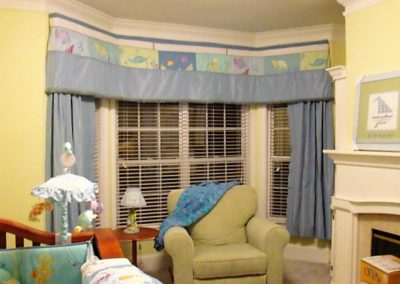 edith chadwich daughter baby room